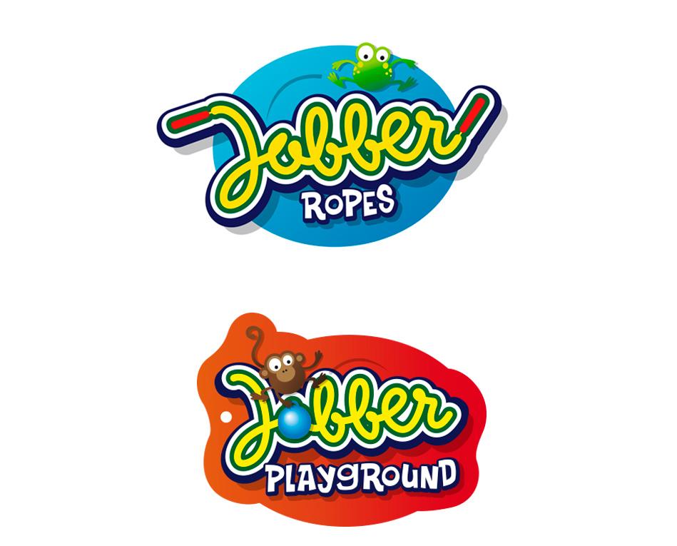 Jobber Ropes - logo's