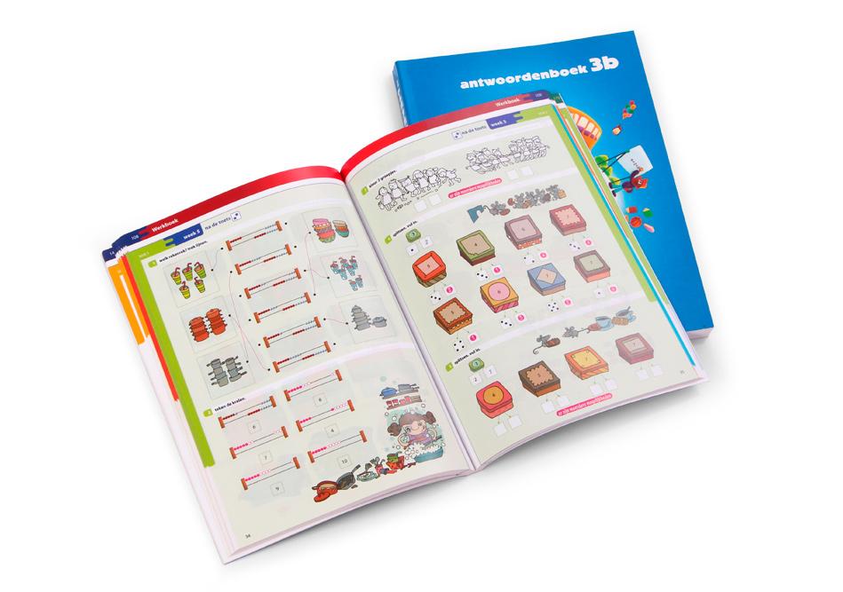 Malmberg - werkboek