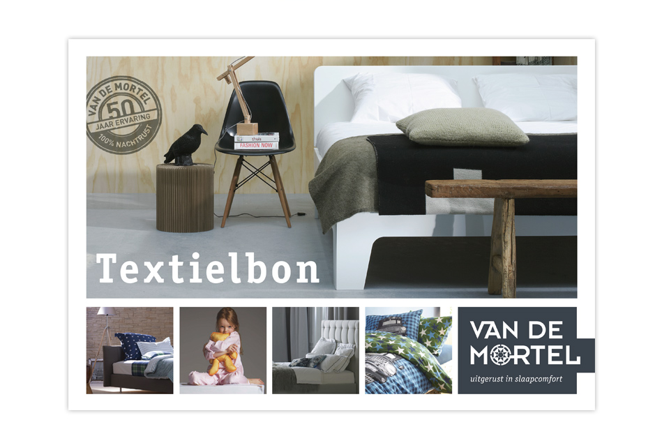 Van de Mortel - Textielbon