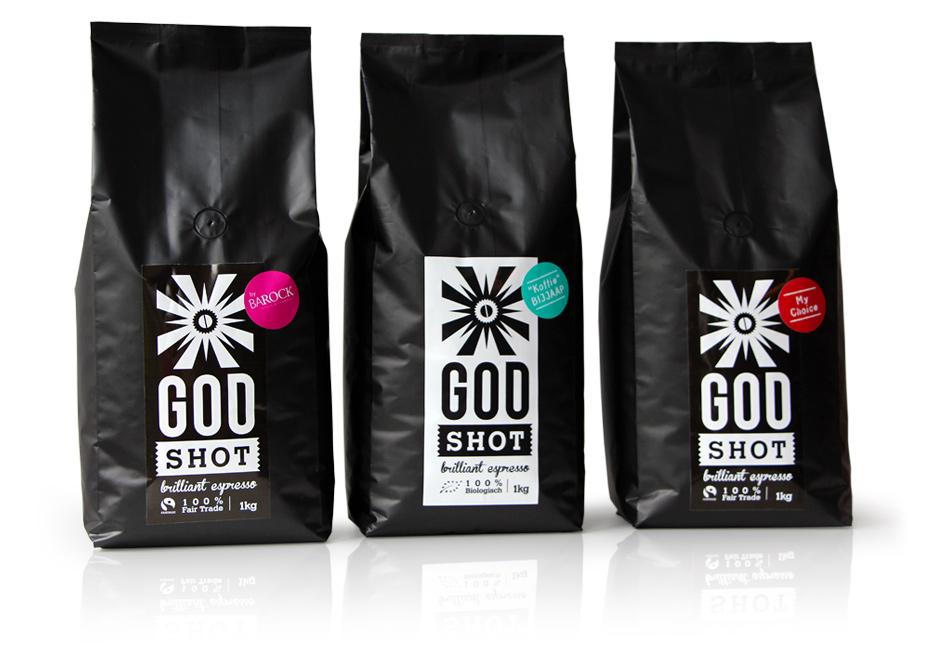 Godshot verpakkingen