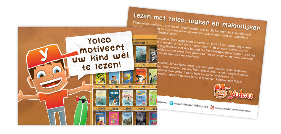 DEDICON > Yoleo promotie campagne