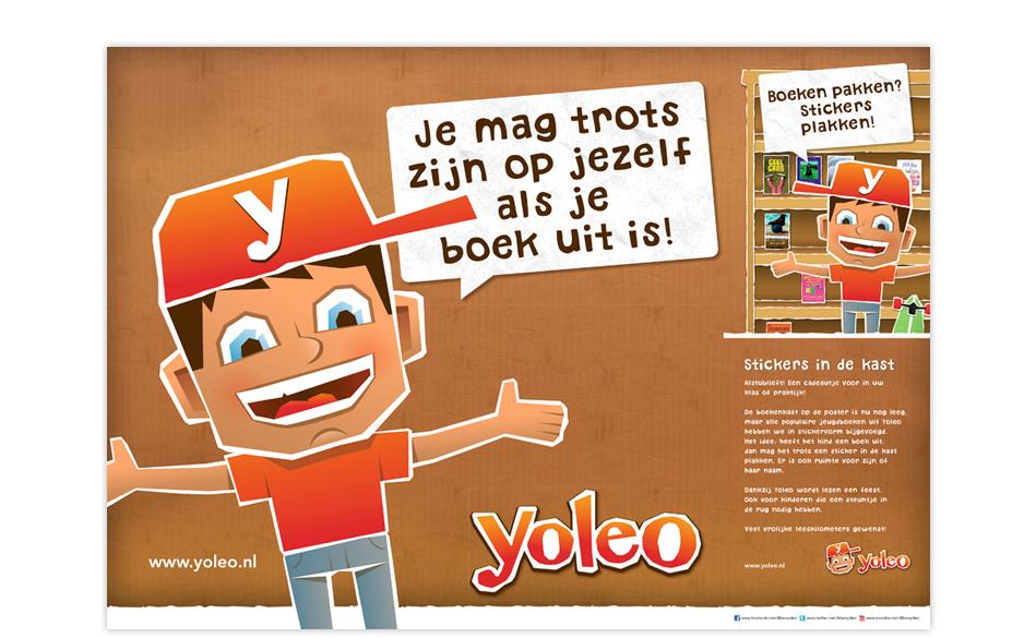 Yoleo - poster