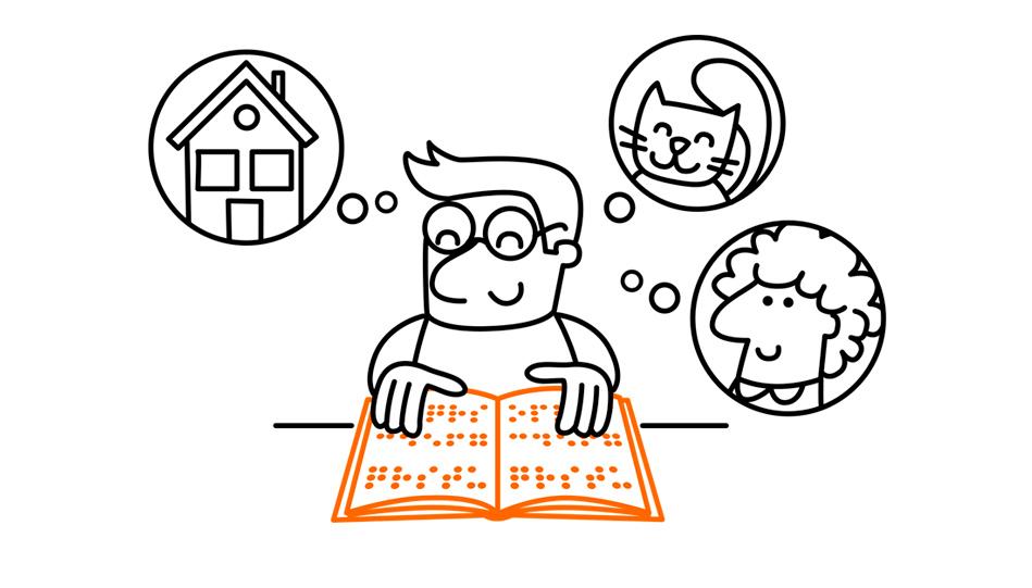 Dedicon - illustratie tbv animatie