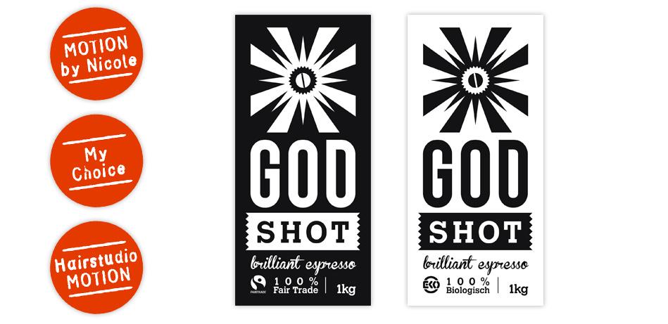 God shot - verpakking