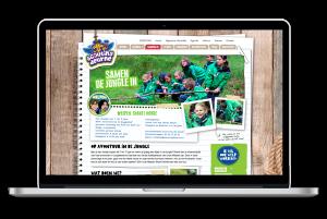 Scouting Deurne - website