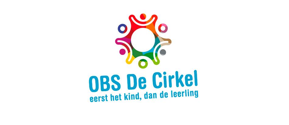 OBS De cirkel - Logo