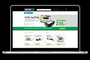 Actia webshop