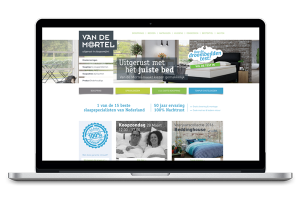 Van de Mortel website