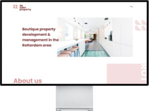 De Zalm Property website